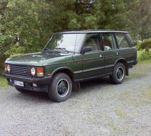 Range Rover Classic 4-door